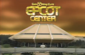 epcot commercial