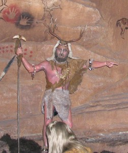 Spaceship_Earth_cavemen_scene